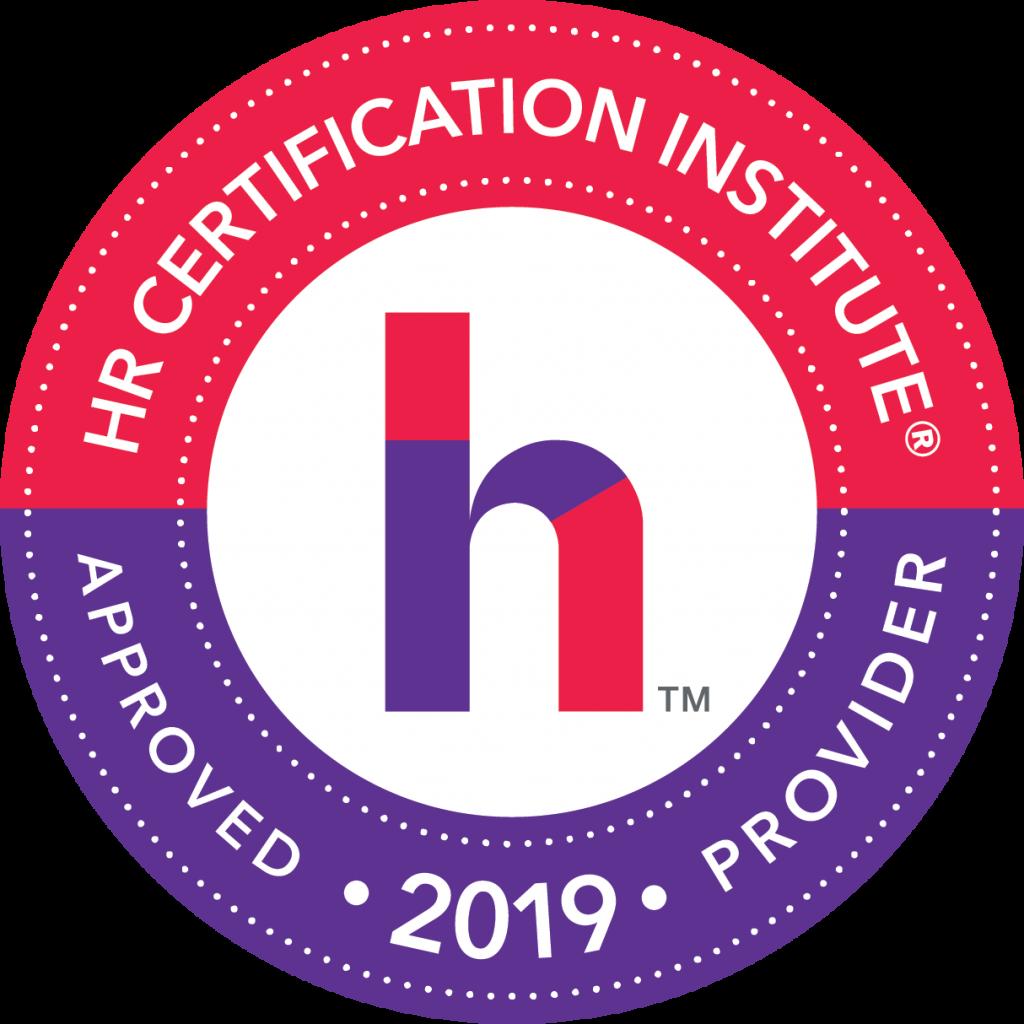 HRCI 2019 Seal