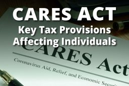Key-Tax-Provisions-of-CARES-Act-Individuals
