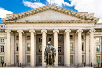 Treasury Bumps April 15 Return Filing Deadline to Summer