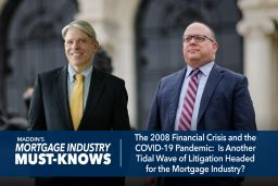 The 2008 Financial Crisis and the COVID-19 Pandemic