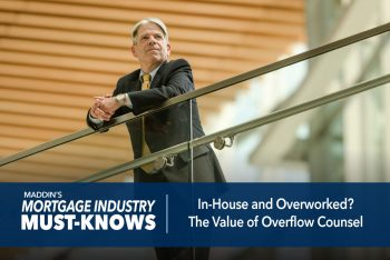 The Value of Overflow Counsel