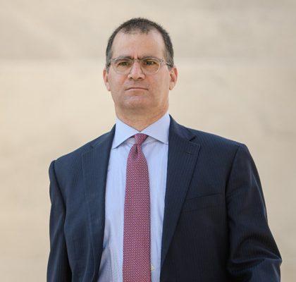 David M. Saperstein